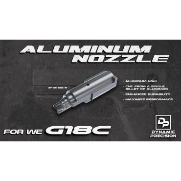 Dynamic Precision Aluminum Loading Nozzle  For WE Model 18C