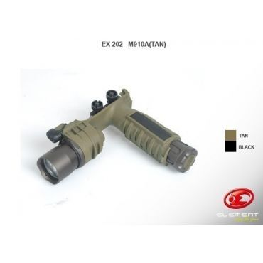 Element EM910A Vertical Foregrip Light ( DE )