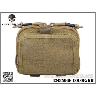 Emerson ADMIN Multi-Purpose Map Bag ( KH )