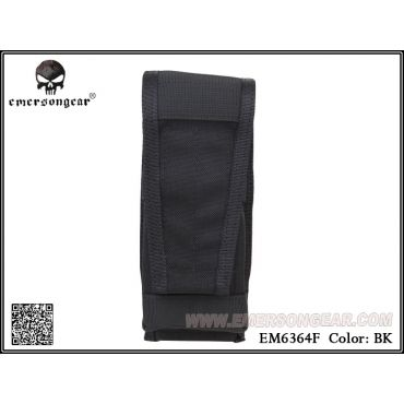 EMERSON CP Style Flap Single Magazine Pouch ( BK )