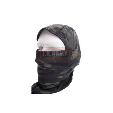 INT Camouflage One Hole Face Mask ( MCBK )