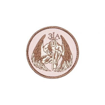 3A Seal Team 3 Dark Angel Patch ( Tan ) ( Free Shipping )