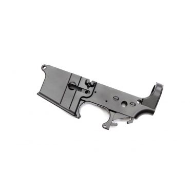 AA* Styled Forged Lower Receiver (Cerakote Coating)