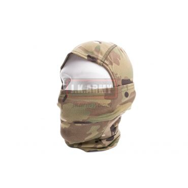 INT Camouflage One Hole Face Mask ( MC )