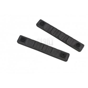 GGTG Fiber Grip Panel for Keymod Rail Handguard ( Set of 2 )