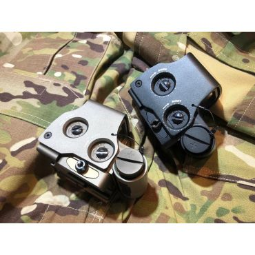 MF / EG E-PS3 Style Red Dot Sight w/ QD Mount for Airsoft Modern Version ( DE )