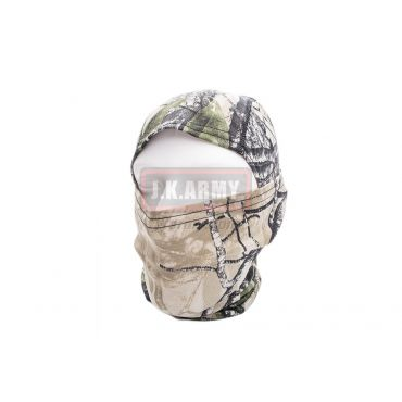 INT Camouflage One Hole Face Mask ( Meadow )