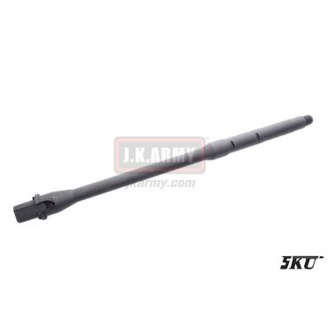 "5KU 14.5"" Mid Length M4 AEG Outer Barrel"