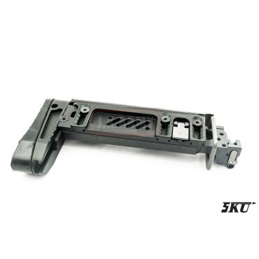 5KU PT-1 Style AK Side Folding Stock for E&L AK ( BK )