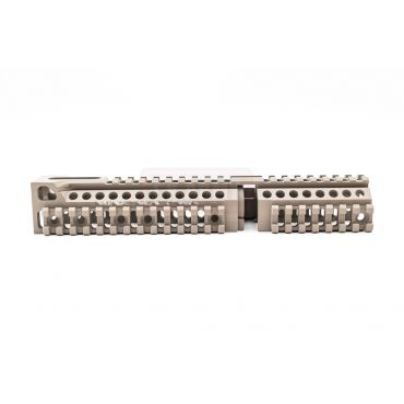 5KU Long Lower Handguard for AK Series Rifle ( BK )