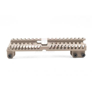 5KU Extra Long Upper Handguard for AK Series Rifle ( BK )