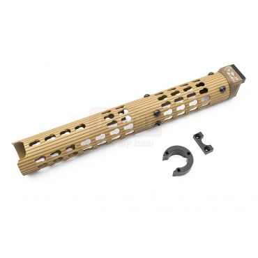 5KU VS-24 AK Keymod Long Rail Handguard ( DE )