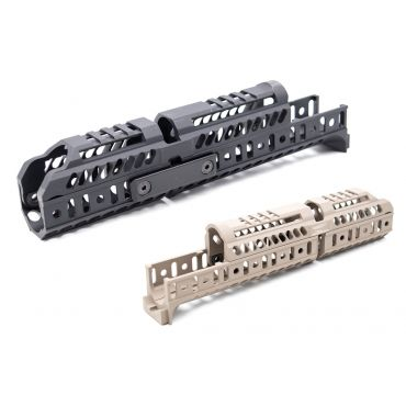 5KU Sport 1 Kit Rail for AK-74 / 105 / AK Series ( Black / Tan )