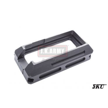 5KU Aluminium Magwell for M4 AEG Series