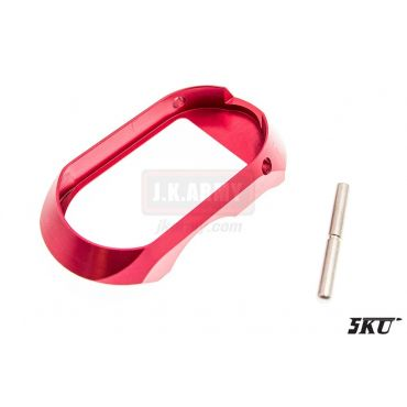 5KU ST Style Tactical Magwell for HI-CAPA ( Red )