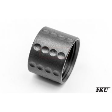 5KU Thread Protector for -14mm CCW Barrel (BK) - Type C