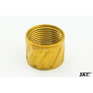 5KU Thread Protector for -14mm CCW Barrel (GD) - Type B
