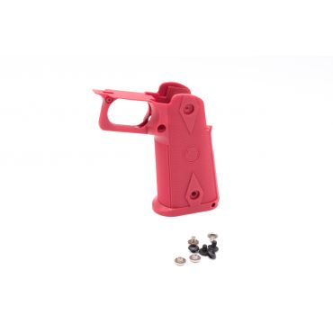 5KU ST Style Nylon Grip for TM Hi-Capa ( Red )