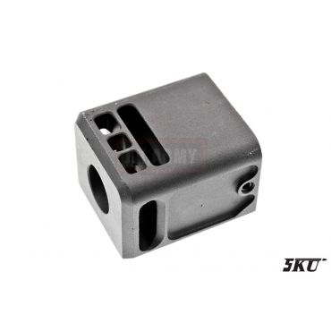 5KU 14mm- Micro Comp V3 for G Series ( Black ) ( CCW )
