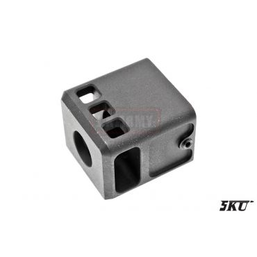 5KU 14mm- Stubby Comp for G Series ( Black ) ( CCW )