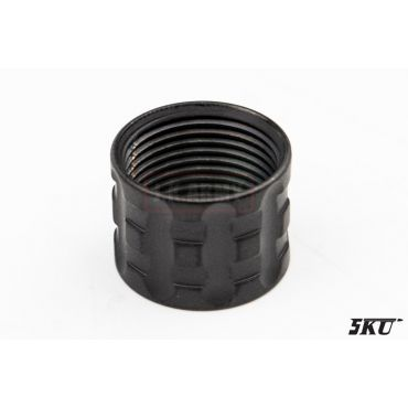 5KU Thread Protector for -14mm CCW Barrel (BK) - Type D