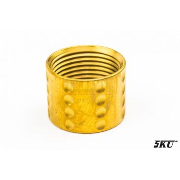 5KU Thread Protector for -14mm CCW Barrel (GD) - Type C