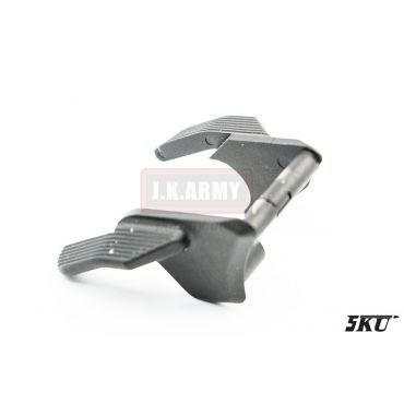 5KU Stainless Thumb Safety Ambi For TM Hi-Capa ( BK )