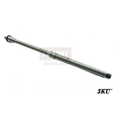 "5KU 16"" M4 Mid-Length Barrel for MWS ( BK )"