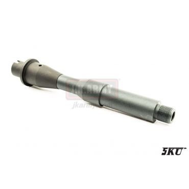 "5KU 7"" CQB Barrel for MWS ( BK )"