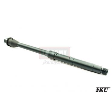 "5KU 12.5"" M4 Outer Barrel for MWS ( BK )"