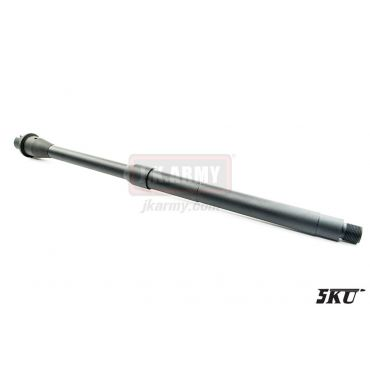 "5KU 14.5"" M4 Outer Barrel for MWS ( BK )"