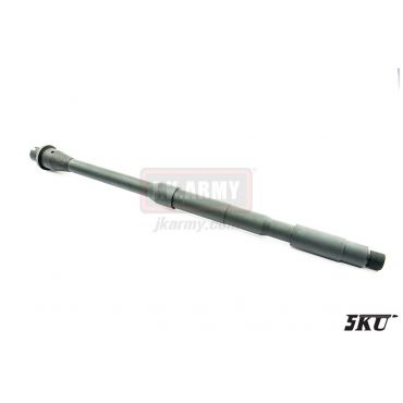 "5KU 14.5"" Lightweight Outer Barrel for MWS ( BK )"