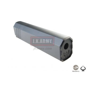 Ace1 Arms OSP Mock Suppressor RangeUp Series 6inch 14mm+ ( BK )