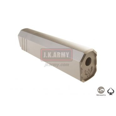 Ace1 Arms OSP Mock Suppressor RangeUp Series 6inch 14mm+ ( FDE )