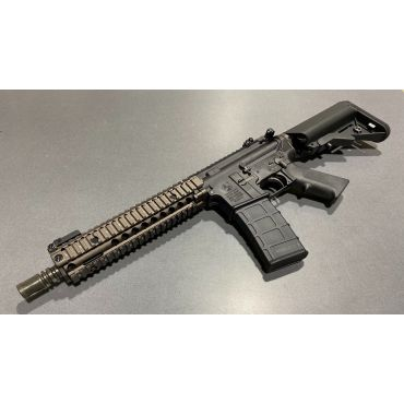 GHK MK18 MOD1 GBBR Original Authorization by Colt and Daniel Defense ( GHK M4 V2 System )