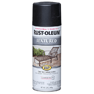 Rust-Oleum Stops Rust® Spray Paint And Rust Prevention Textured Spray Paint Can [ HK LOCAL ONLY ]