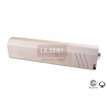 Ace1 Arms OSP Mock Suppressor RangeUp Series 7inch 14mm+ ( FDE )