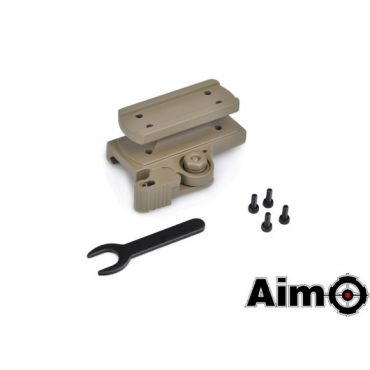 AIM-O Tactical QD Mount for T1 and T2 ( DE )