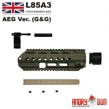 Angry Gun L85A3 Conversion Kit for G&G AEG Version ( DE )
