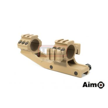 AIM-O Tri-Side Rail Extend 25.4mm Ring Mount Type 1 ( DE )