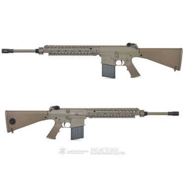 VFC KAC Licensed M110 SASS GBBR ( Tan )