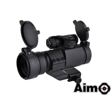 AIMO M2 Red Dot Sight with  Mount ( BK )