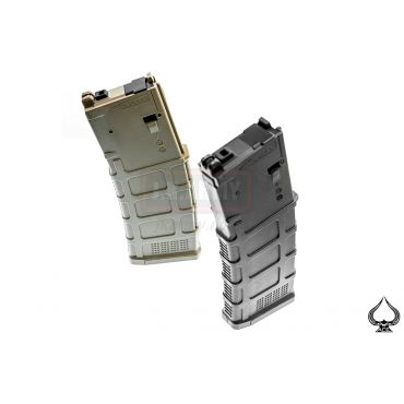 Ace One Arms SAA M Style 35 Rds Magazine for TM MWS ( BK / DE )