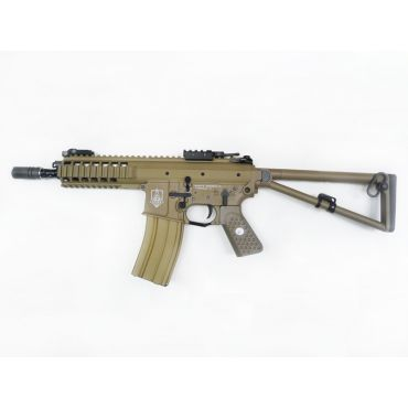 WE PDW Open Bolt GBB ( Tan )