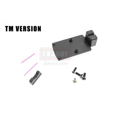 Airsoft Artisan RMR Mount with Sight Ver.2 for TM G Series
