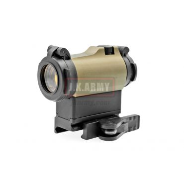 Ace One Arms Type 2 Pro Red Dot Sight with High Mount ( FDE )