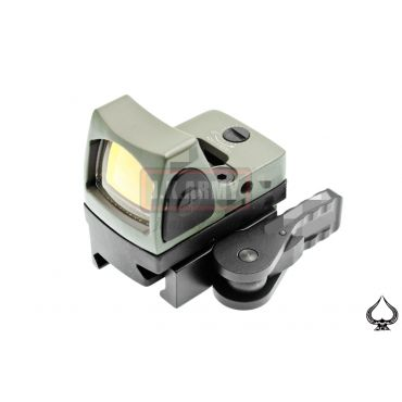 Ace1 Arms RMR Style Control Sensor Red Dot Sight On / Off with QD Mount ( FG )