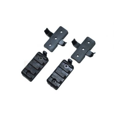 FMA Plastic Mount Set for FAST Style Helmet Rail ( Free Shipping )