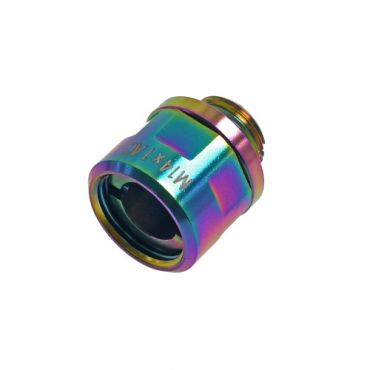 COW A01 Silencer Adapter for TM Hi-Capa ( 11mm CW to 14mm CCW ) ( Rainbow )