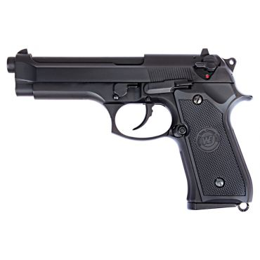 WE M9 Auto Full Metal GBB Pistol ( WE Marking ) ( Gen2 ) ( BK )